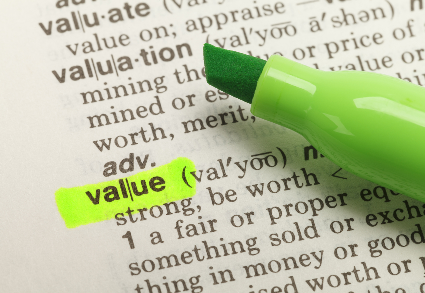 Value Definition