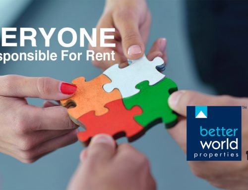 Everyone is Responsible for Rent