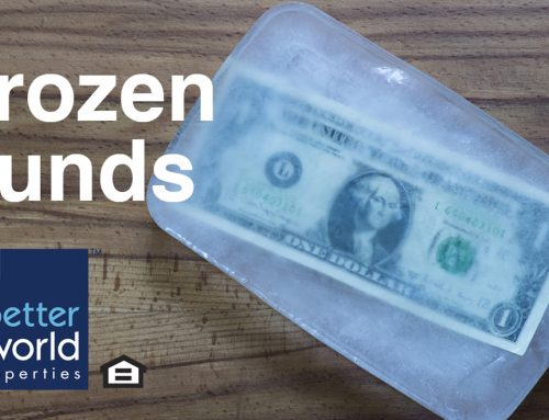 COVID-19 Crisis – Multifamily  Frozen Funds – Waiting For The Thaw